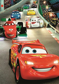 Cars 3 (3D) (english) - show timings, theatres list