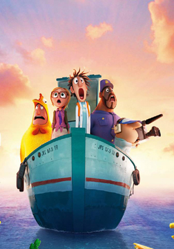Cloudy With A Chance Of Meatballs 2 (3D) (english) reviews