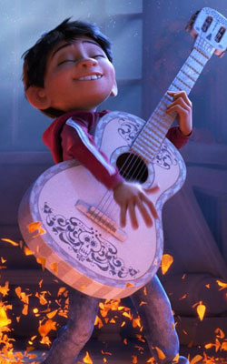 Coco (english) - show timings, theatres list