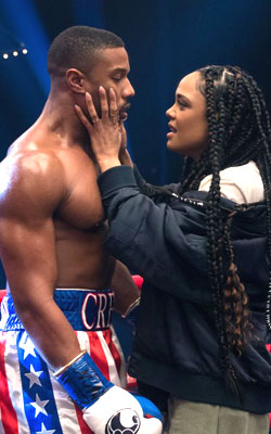 Creed 2 (english) - show timings, theatres list