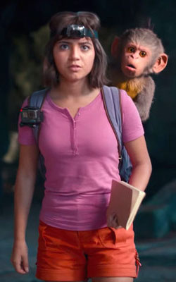 Dora And The Lost City Of Gold (english) - cast, music, director, release date