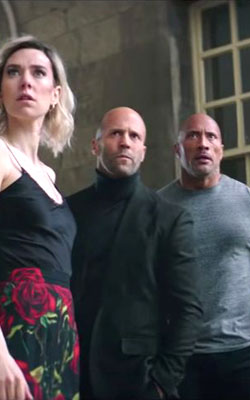 Fast & Furious : Hobbs & Shaw (english) reviews