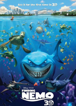 Finding Nemo (3D) (english) reviews