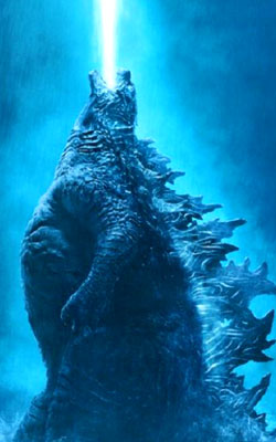 Godzilla 2: King Of The Monsters (english) - show timings, theatres list
