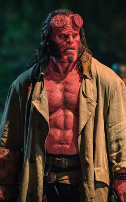 Hellboy (2019) (english) reviews