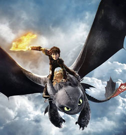 How to Train Your Dragon 2 (english) reviews