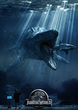 Jurassic World (3D) (english) reviews