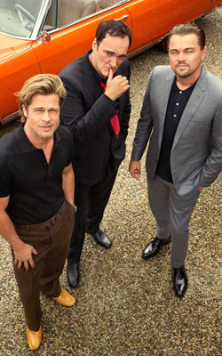 Once Upon A Time In Hollywood (english) - cast, music, director, release date