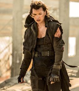 Resident Evil: The Final Chapter (Telugu) (telugu) - cast, music, director, release date