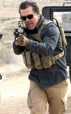 Sicario: Day of the Soldado (english) - cast, music, director, release date