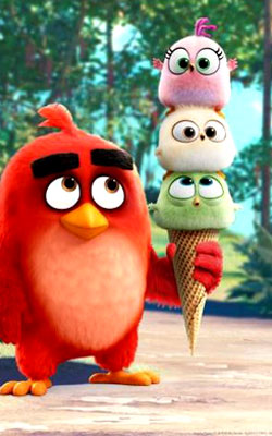 The Angry Birds Movie 2 (english) - cast, music, director, release date