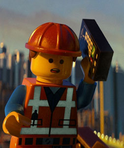 The Lego Movie (3D) (english) reviews