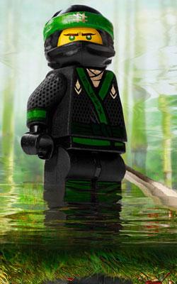 The Lego Ninjago Movie (english) reviews