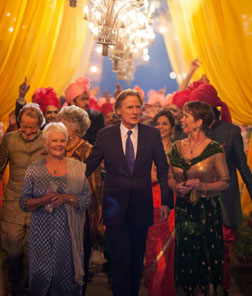The Second Best Exotic Marigold Hotel (english) reviews