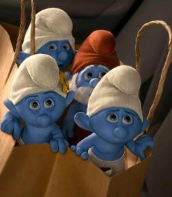 The Smurfs 2 (3D) (english) reviews