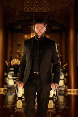 The Wolverine (english) - cast, music, director, release date