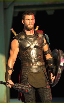 Thor: Ragnarok (english) reviews