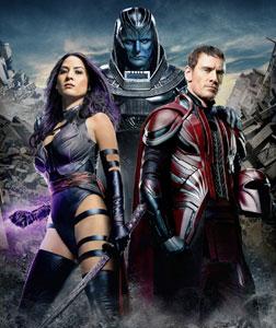 X-Men: Apocalypse (english) - cast, music, director, release date