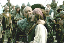 Pirates Of The Caribbean - At World's End (Hindi)