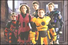 Spy Kids 3D - Game Over