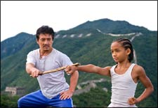 The Karate Kid (english) - show timings, theatres list