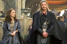 Thor: The Dark World 3D (Telugu)