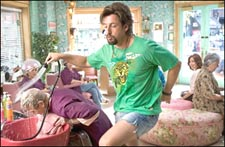 You Don't Mess With The Zohan (english) - cast, music, director, release date