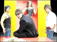 Cash (hindi) - cast, music, director, release date