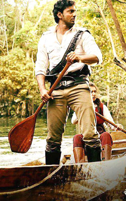 Amazon Obhijaan (Hindi) (hindi) - cast, music, director, release date