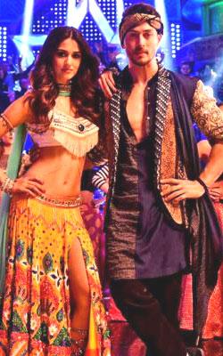 Baaghi 2 (hindi) reviews