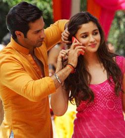 Badrinath Ki Dulhania review: Badrinath Ki Dulhania (Hindi