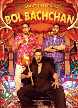 Bol Bachchan (hindi) reviews