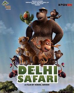 Delhi Safari (3D) (hindi) reviews