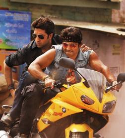 Dhoom 3 (Telugu) (telugu) reviews