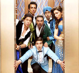 Happy New Year (hindi) - cast, music, director, release date
