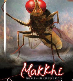 Makkhi (hindi) reviews