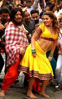 Rangeela Raja (hindi) - show timings, theatres list
