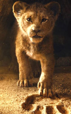 The Lion King (Hindi) (hindi) - show timings, theatres list