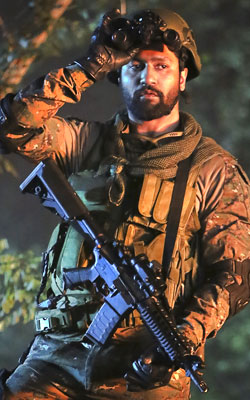 URI - The Surgical Strike (hindi) - cast, music, director, release date