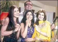 Shaadi No. 1 (hindi) - cast, music, director, release date