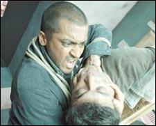 Ghajini (telugu) - cast, music, director, release date