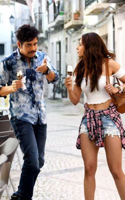 Manmadhudu 2 (telugu) - show timings, theatres list