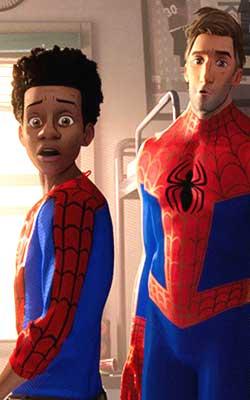 Spider-Man: Into The Spider-Verse (Telugu) (english) - cast, music, director, release date