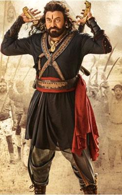 Syeraa Narasimha Reddy (telugu) reviews