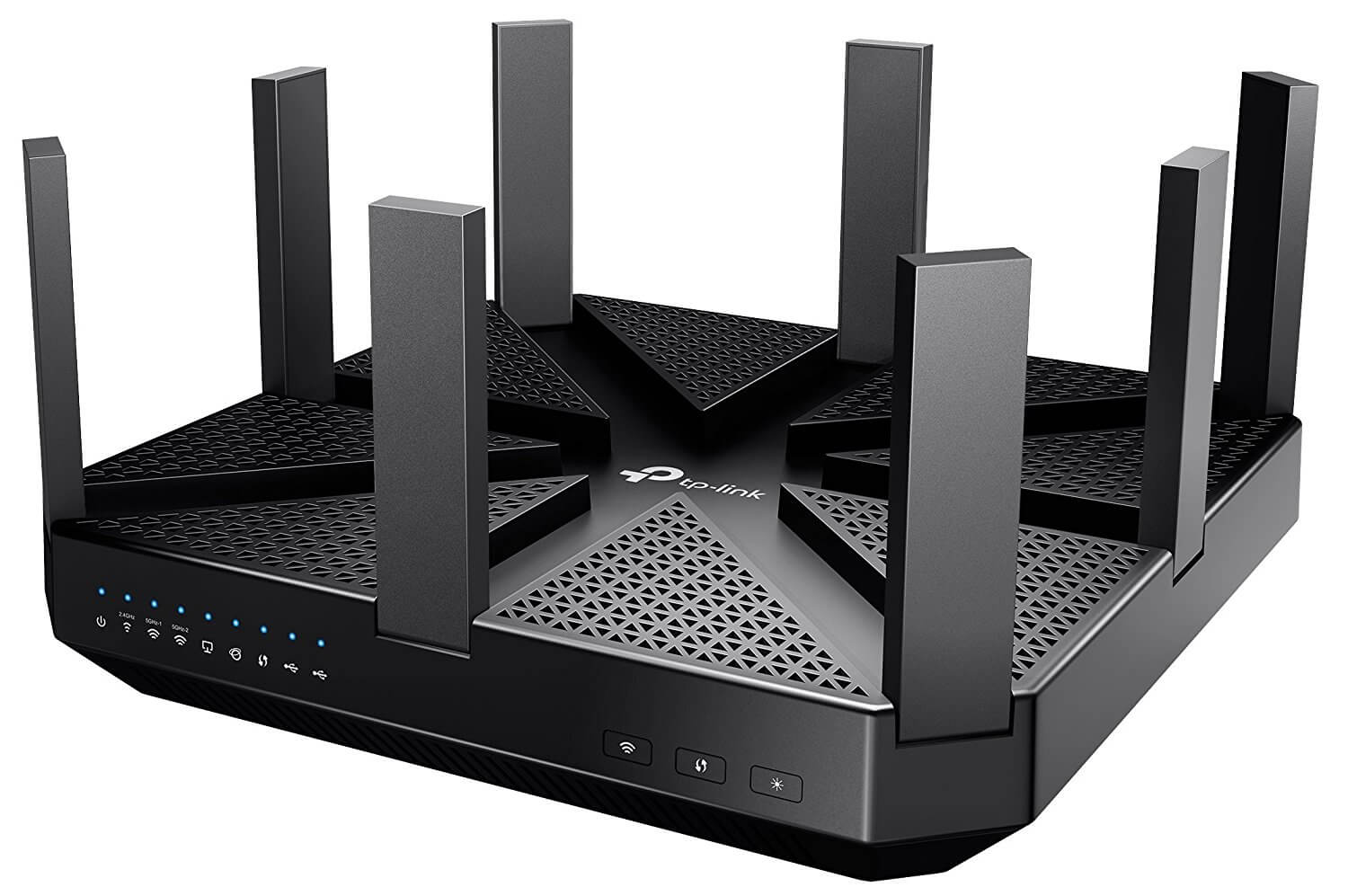 TP-Link Archer C5400 AC5400 Wireless Tri-Band MU-MIMO Gigabit Router Black