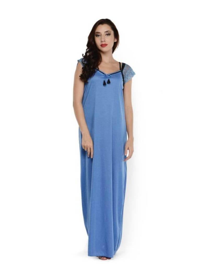 Klamotten Brand Poly Viscose Nightwear