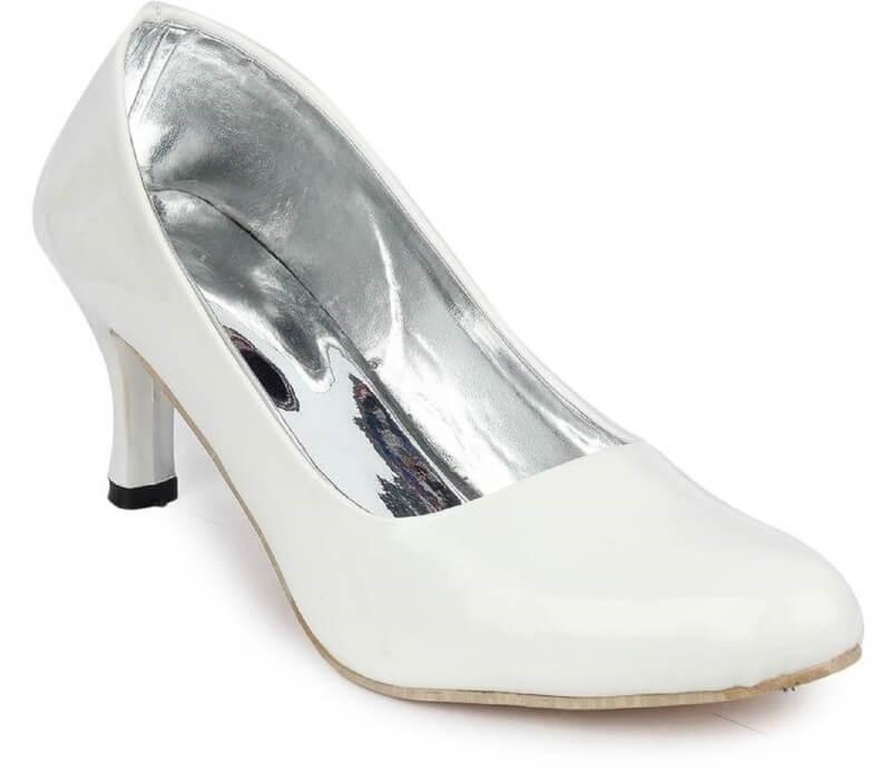 Teqto Brand Synthetic Sheet Women Heel