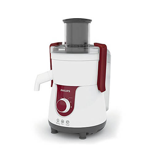 Philips HL7705 Pronto 700 W Juicer White & Red