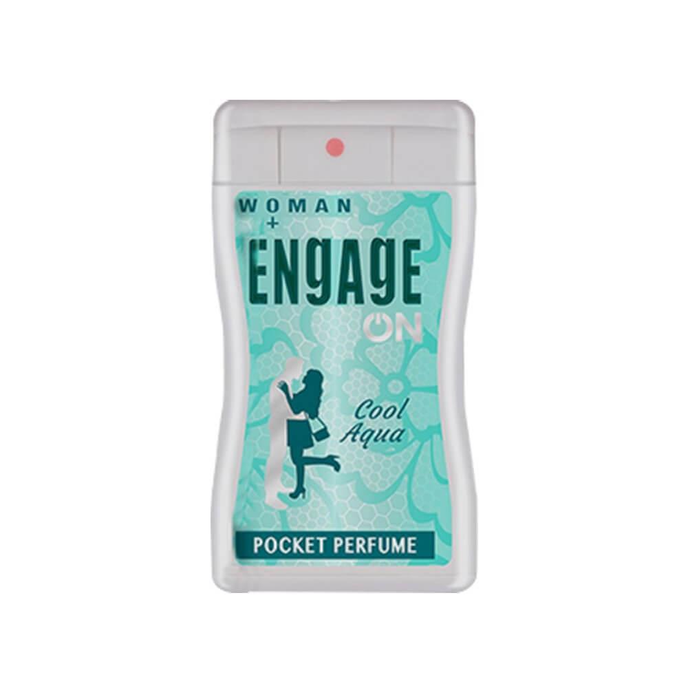 Engage sweet blossom pocket perfume pocket perfume Perfume - 18 ml  (For Women)