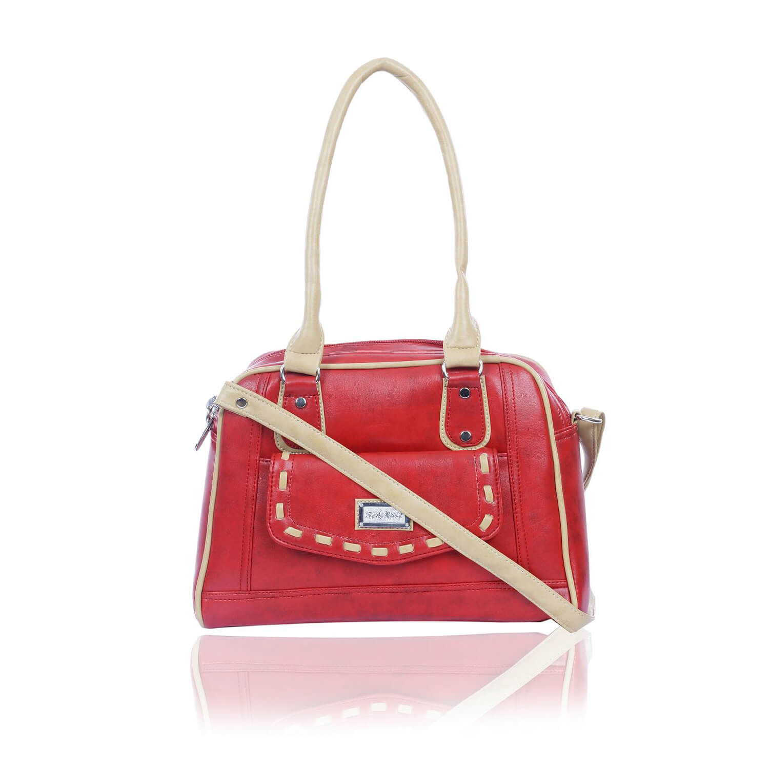 Right Choice RCH281 women's handbags(Red)contemporary,trending